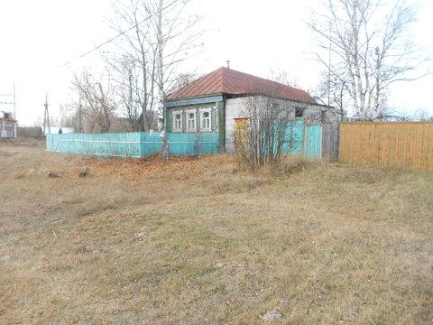 Домик на берегу озера в д.Озерье, Клепиковского р-на, Рязанской област - Фото 5