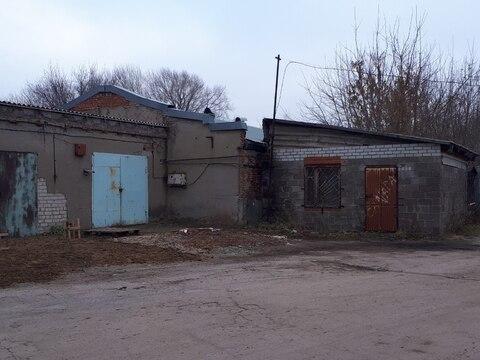 Продается земельный участок с производственным пмещением - Фото 2