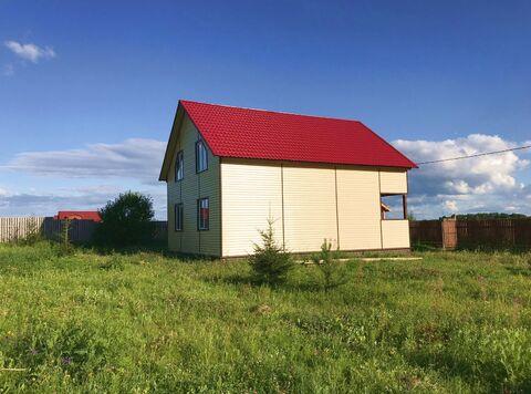 Деревяный загородный дом из бруса - Фото 3