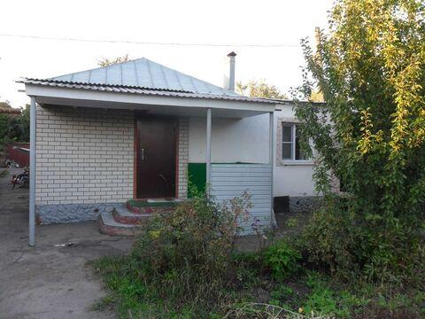 Продается дом г Тамбов, ул Эскадронная - Фото 1