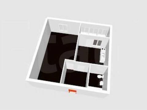 Продажа однокомнатной квартиры на улице Артема, 100 в Стерлитамаке, Купить квартиру в Стерлитамаке по недорогой цене, ID объекта - 320177671 - Фото 1