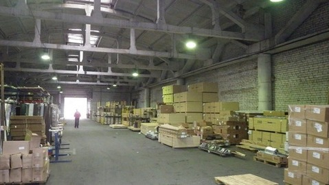 Продам, индустриальная недвижимость, 3890,0 кв.м, Канавинский р-н, . - Фото 1