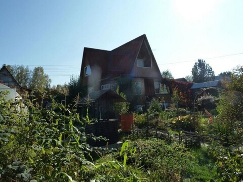 Продажа дачи, Плотниково, Новосибирский район - Фото 1