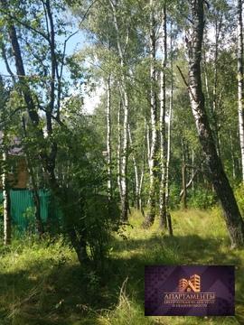 Продам участок в деревне Крюково рядом с лесом и г Чехов