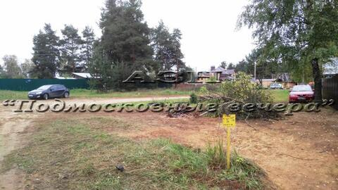 Новорязанское ш. 33 км от МКАД, Первомайка, Участок 20 сот. - Фото 3