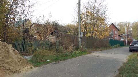 Участок г. Домодедово мкрн. Барыбино, ул. Пионерская 13 - сот.под ИЖС - Фото 3