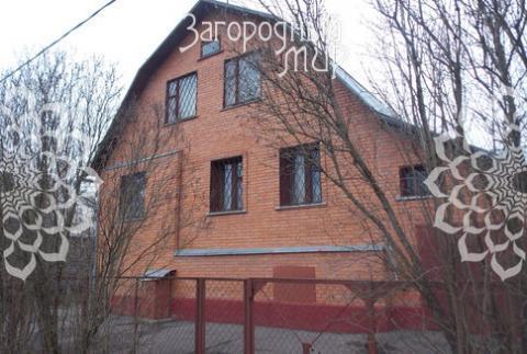 Минское ш, 69 км от МКАД, дом в Тучково - Фото 2