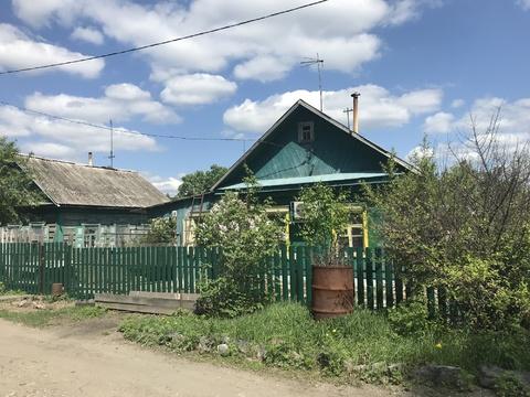 Продам Дом 45 кв.м. на участке 8 соток по ул. Красноярская 38 - Фото 1