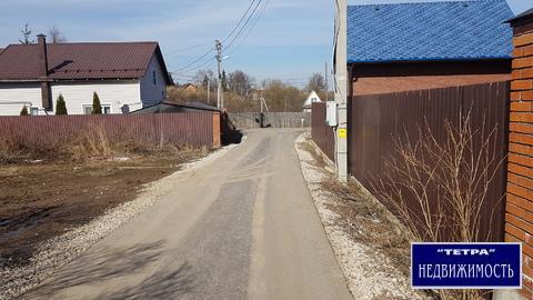 Продается земельный участок 5 сот в деревне Страдань, ИЖС - Фото 2