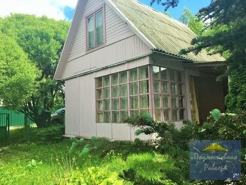 Дача с гостевым домиком на зеленом хвойномучастке - Фото 1