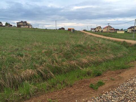 Земельный участок в коттеджном поселке Любашино-2 - Фото 1