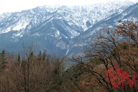 Участок с видом на Учан-Су - Фото 1