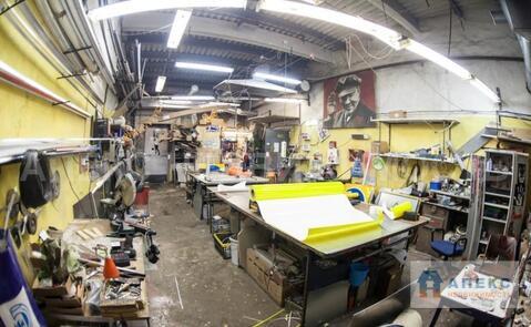 Аренда помещения пл. 270 м2 под склад, м. Алтуфьево в складском . - Фото 1