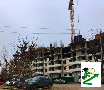 Продажа 2-комн.квартиры в строящемся доме в Дзержинском р-не - Фото 1
