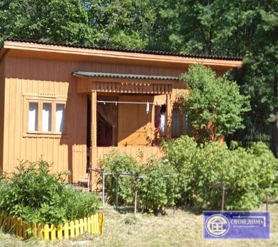 Участок с 2-мя домиками в 2 км от Волоколамска (СНТ) - Фото 4