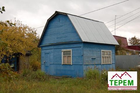 Не дорогая дача в городе Серпухове, СНТ «Факел». - Фото 1