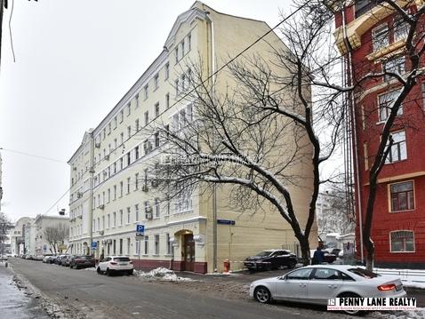 Аренда квартиры, м. Пушкинская, Трёхпрудный пер - Фото 1
