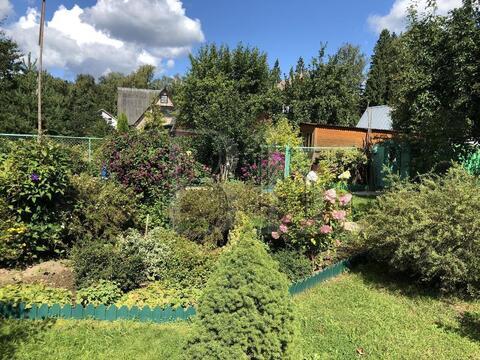 Продам хороший дачный дом на уютном зеленом участке 6 соток в закрытом . - Фото 2