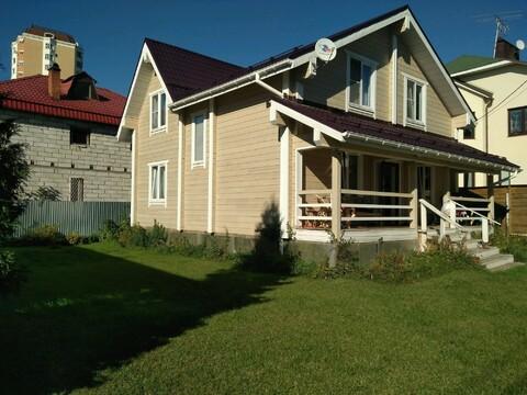 Продажа дома и земельного участка в Солнцево. Московская прописка - Фото 1