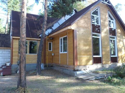 Дом в с.Лесниково - Фото 1