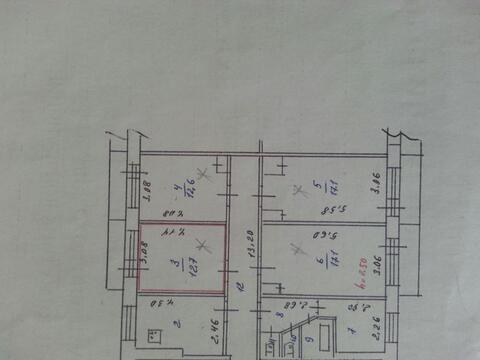 Продам комнату в 5-к квартире, Иркутск город, улица Маршала Конева 12а - Фото 1