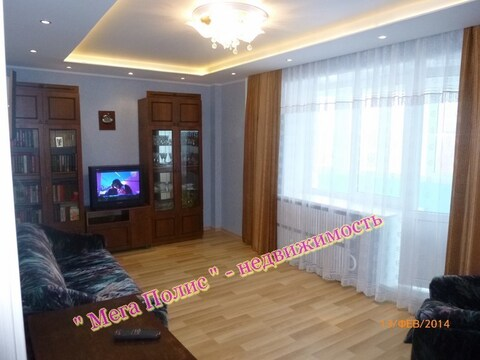 Сдается 3-комнатная квартира 90 кв.м. ул. Гагарина 16 - Фото 3