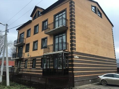 1 комн. квартира в новом клубном доме - Фото 1