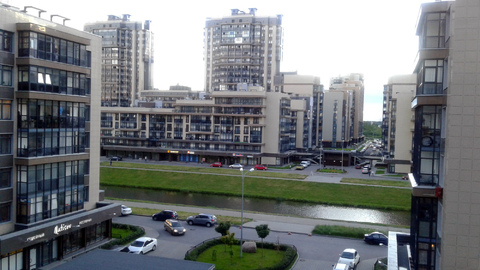 Сдам 1ккв с видом на Матисов канал (Балтийская Жемчужина) - Фото 1