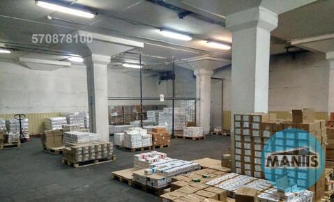 Сдается теплый склад на первом этаже, пандус под еврофуру, бесплатный - Фото 5