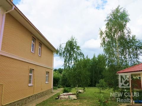 Новый коттедж 400 кв.м. со всеми комм. на 15 сотках ИЖС. 35 км - Фото 3