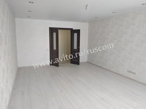 2-х комнатная квартира с евроремонтом, ул. Курыжова, д. 26к1 - Фото 1