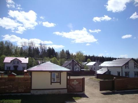 Продаётся земельный участок 10 сот. с лесными деревьями -35 км от МКАД - Фото 2