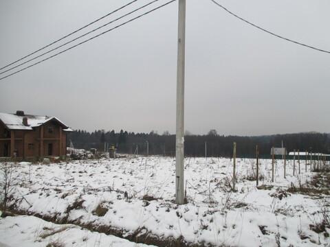 Участок, Ярославское ш, 52 км от МКАД, Репихово п. Ярославское шоссе, . - Фото 1