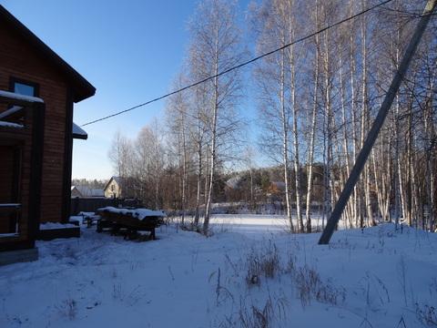 Коттедж на берегу водоема в черте Екатеринбурга - Фото 5