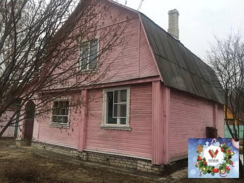 Дачный дом из бруса в живописном месте, лес, озеро - Фото 1