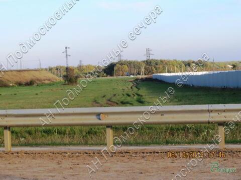 Новорязанское ш. 30 км от МКАД, Софьино, Участок 1025 сот. - Фото 4