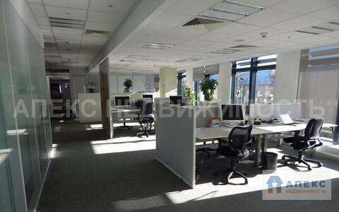 Аренда офиса 818 м2 м. Улица 1905 года в бизнес-центре класса А в . - Фото 4