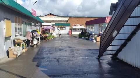 Торговое 108 м2 на Арамильском городском рынке - Фото 5