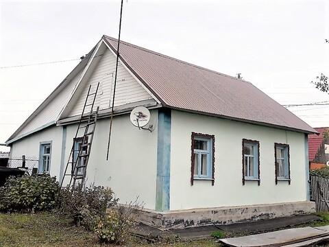 Продаю Дом и зем.участок в центре п.Ленинский - Фото 1