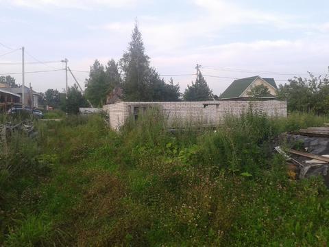 Участок и недострой в Тосно. - Фото 3