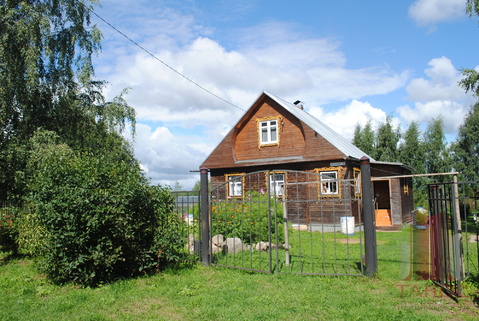 Продается дом+зем.участок - Фото 2