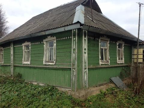 Продажа дома, Анашкино, Пушкиногорский район - Фото 1