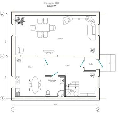 Дома, дачи, коттеджи, Мечта загородный поселок, Надежды, д.1 - Фото 3