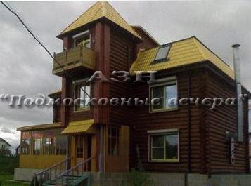 Ярославское ш. 17 км от МКАД, Пушкино, Коттедж 260 кв. м - Фото 1