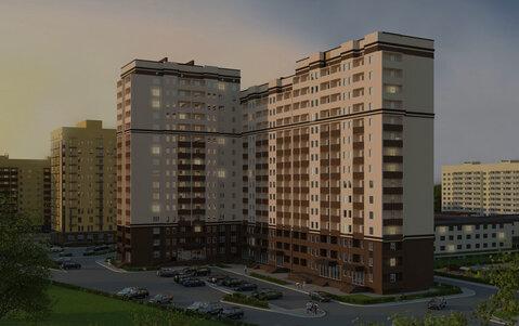 Продам 3-ком. квартиру эко-квартале «Запрудный», строение 3