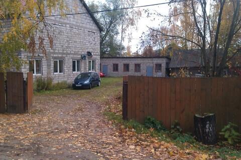 Производственное помещение Тверская область, Калязинский район, Нерль - Фото 2