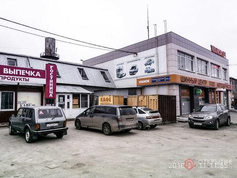 Торговое помещение (кафе) на Новомосковском шоссе (1 линия, отд.вход) - Фото 1