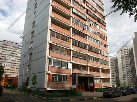 Продажа квартиры, м. Братиславская, Ул. Верхние Поля - Фото 3