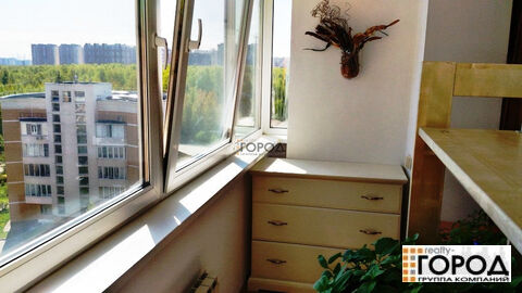 Москва, Куркинское шоссе, д.17. Продажа двухкомнатной квартиры. - Фото 3