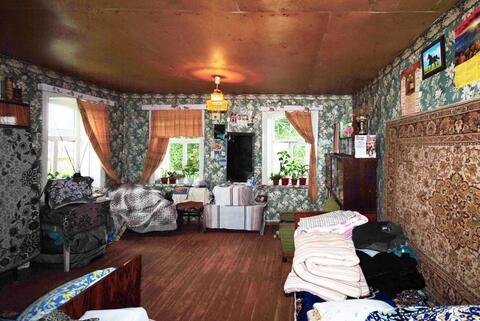 Однокомнатная квартира в деревянном доме - Фото 1